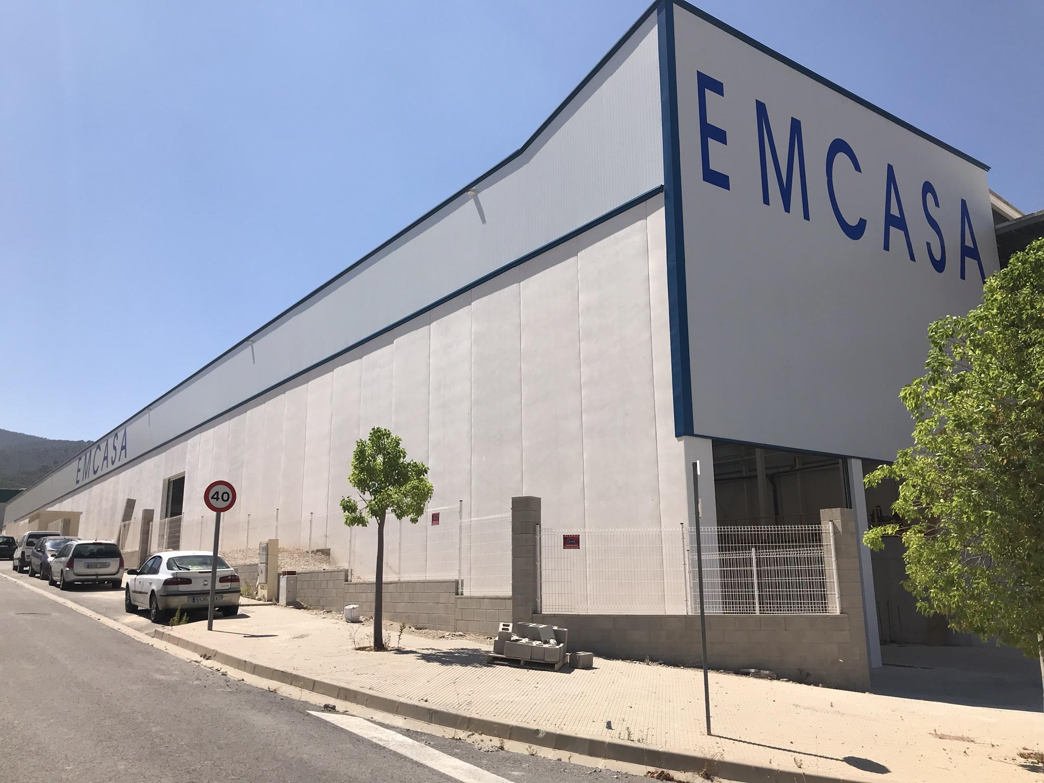 Estructuras Metalicas EMCASA