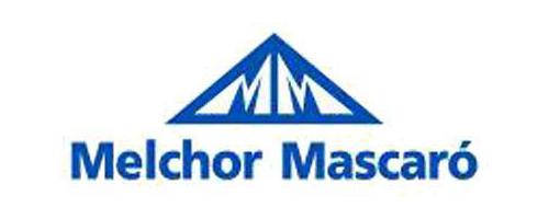Logo Melchor Mascaro